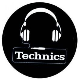 Slipmat - Technics Headphone Logo
