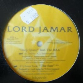 Lord Jamar - Deep Space / The Corner, The Streets