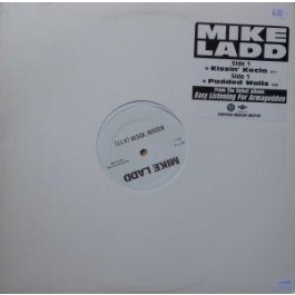 Mike Ladd - Kissin' Kecia / Padded Walls