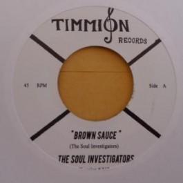 Soul Investigators, The - Brown Sauce