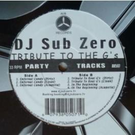DJ Sub Zero - Tribute To The G's