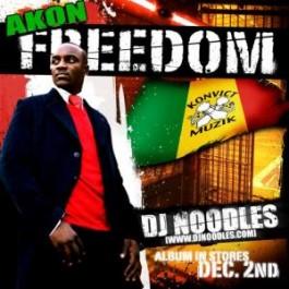 Akon & DJ Noodles - The Freedom Mixtape
