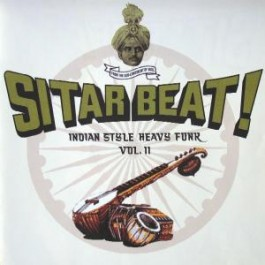 V.A. - Sitar Beat! Indian Style Heavy Funk Vol. 2