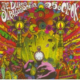 Dukes Of Stratosphear, The ‎- 25 O'Clock