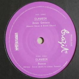 Claudia - Jesus Cristo / Ossain