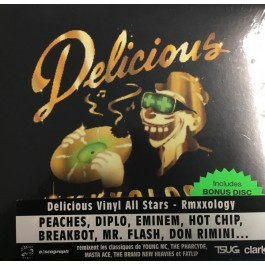 Various - Delicious Vinyl All-Stars - Rmxxology Deluxe Edition