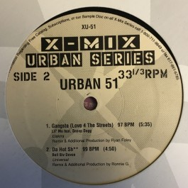 Various - X-Mix Urban Series 51