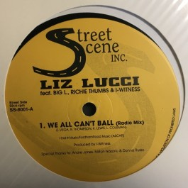 Liz Lucci - We All Can't Ball