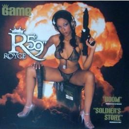 "Royce Da 5'9"" - Boom / Soldier's Story"