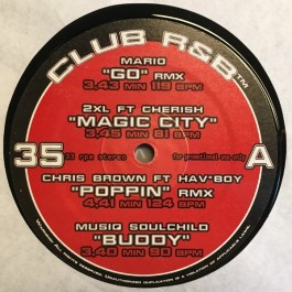 Various - Club R&B 35