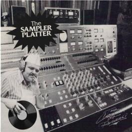Custodian Of Records - The Sampler Platter (Grey Marbled Vinyl)