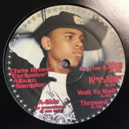 Chris Brown  - Exclusive Album Sampler