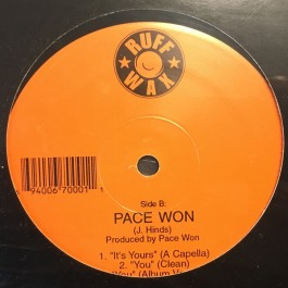 Pacewon - It's Yours / You