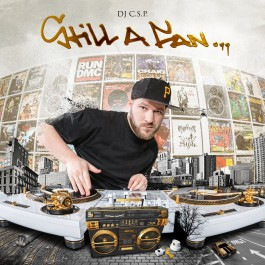 DJ C.S.P. - Still A Fan (black-gold vinyl edition)