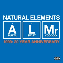 Natural Elements - 1999 (20 Year Anniversary black Vinyl)
