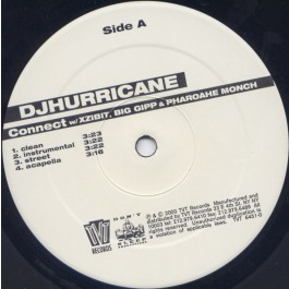 Hurricane - Connect / The Life