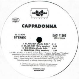 Cappadonna - Black Boy