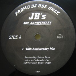 James Brown - JB's 40th Anniversary