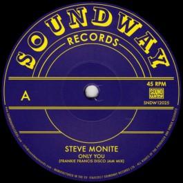 Steve Monite / Tabu Ley Rochereau - Only You / Hafi Deo