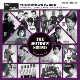 Various - The Motown 7s Box (Rare And Unreleased Vinyl • Volume 4)