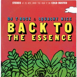 DJ T-Rock - Back To The Essence