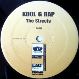 Kool G Rap - The Streets