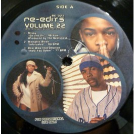 Various - Re-edits Volume 22