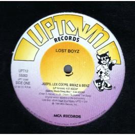Lost Boyz - Jeeps, Lex Coups, Bimaz & Benz (Remix)