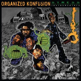 Organized Konfusion - Stress (The Extinction Agenda) Instrumentals