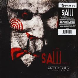 Charlie Clouser - Saw Anthology, Vol. 1 (Original Motion Picture Soundtrack)