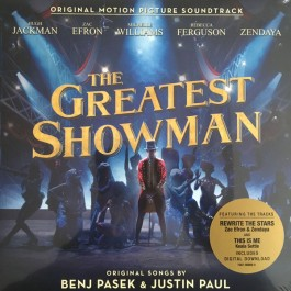 Various - The Greatest Showman (Original Motion Picture Soundtrack)