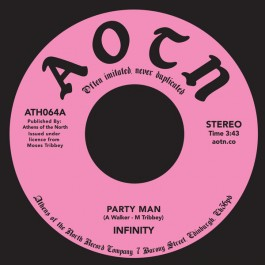 Infinity - Party Man / Put Everything In Place