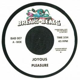 Pleasure / Rusty Bryant - Joyous / Fire Eater