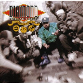 Diamond D - Stunts, Blunts, & Hip Hop