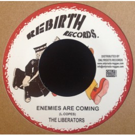 Liberators - Enemies Are Coming