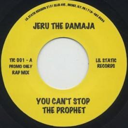 Jeru The Damaja - You Can't Stop The Prophet