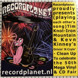 Tim Knol / Kevn Kinney - Iron Mountain / Clean Up