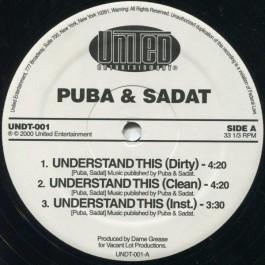 Grand Puba - Understand This / Nigga Haters