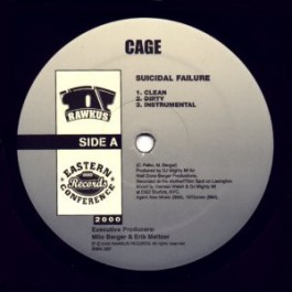 Cage - Suicidal Failure