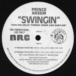 Prince Akeem - Swingin