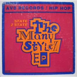 State 2 State - The Many Stylez EP