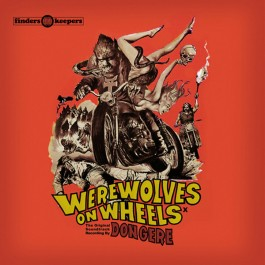 Don Gere - Werewolves On Wheels (Original Motion Picture Soundtrack)
