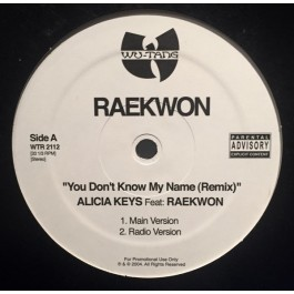Raekwon - You Don't Know My Name (Remix)