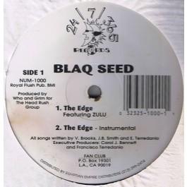 Blaq Seed - The Edge / Sleep Deep / Buddha (The Basement Jam)
