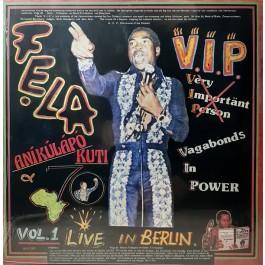 Fela Kuti - V.I.P. / Authority Stealing
