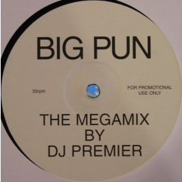 Big Punisher - The Megamix By DJ Premier