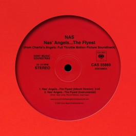 Nas - Nas' Angels... The Flyest (From Charlie's Angels: Full Throttle Motion Picture Soundtrack)