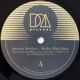 Shelley Mack Band / Ill Boogs - Ancient Artefacts / Seven Five