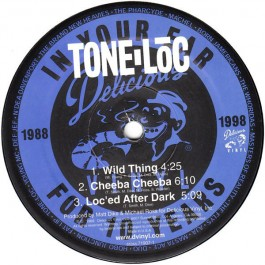 Tone Loc - Wild Thing / Cheeba Cheeba / Lōc'ed After Dark
