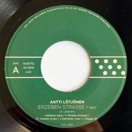 Antti Lötjönen - Erzeben Strasse / Erzeben Koma